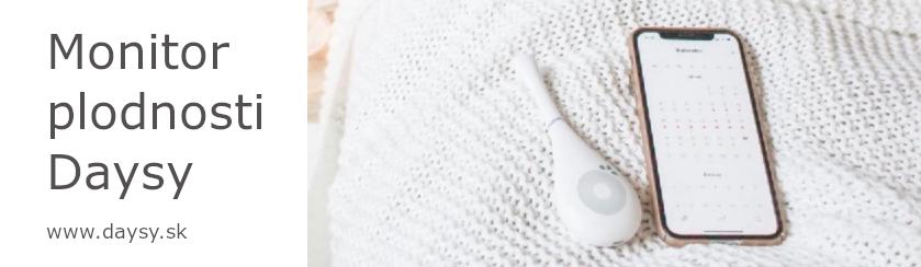 Daysy je švajčiarsky monitor plodnosti, prostredníctvom ktorého môžete dosiahnuť maximálnu kontrolu nad počatím iba za 60 sekúnd denne a s 99,4% istotou.